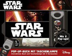 Star Wars: Das Erwachen der Macht – Pop-up-Buch mit Taschenlampe -Buch zum Film