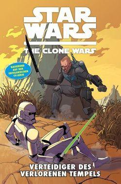 Star Wars: The Clone Wars (zur TV-Serie) von Aclin,  Justin, Bates,  Ben