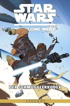 Star Wars: The Clone Wars (zur TV-Serie) von Aclin,  Justin, Ferrara,  Eduardo