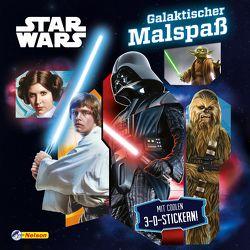 Star Wars: VE5 Galaktischer Malspaß
