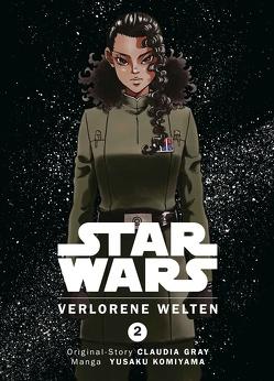 Star Wars: Verlorene Welten von Gray,  Claudia, Komiyama,  Yusaku