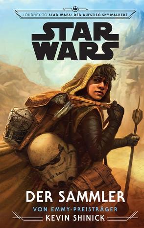 Star Wars: Der Sammler von Kasprzak,  Andreas, Shinick,  Kevin