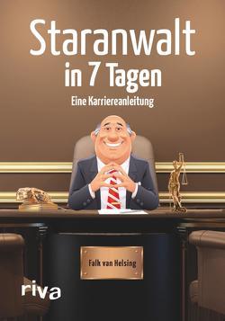 Staranwalt in 7 Tagen von Helsing,  Falk von