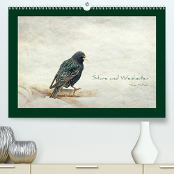 Stare und Weisheiten (Premium, hochwertiger DIN A2 Wandkalender 2021, Kunstdruck in Hochglanz) von Hultsch,  Heike