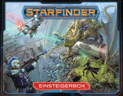 Starfinder Einsteigerbox von G. McCreary,  Robert, Hamon Kunz,  Amanda, K.C. Stephens,  Owen, Pasini,  Joe