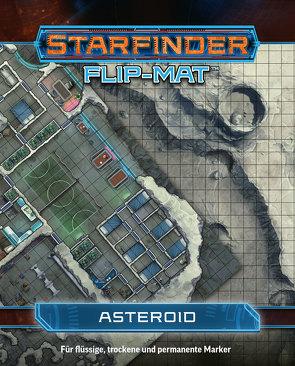 Starfinder Flip-Mat: Asteroid von Mammoliti,  Damien