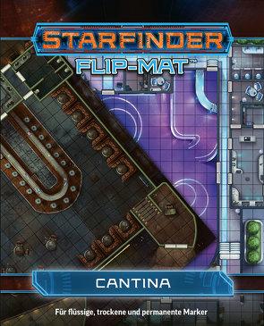 Starfinder Flip-Mat: Cantina von Mammoliti,  Damien