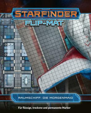 Starfinder Flip-Mat: Die Morgenmaid von Mammoliti,  Damien