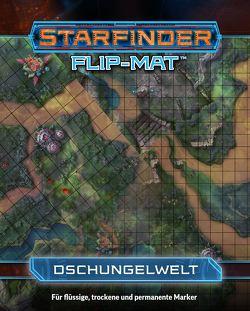Starfinder Flip-Mat: Dschungelwelt von Bulmahn,  Jason
