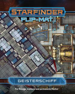 Starfinder Flip-Mat: Geisterschiff von Bulmahn,  Jason