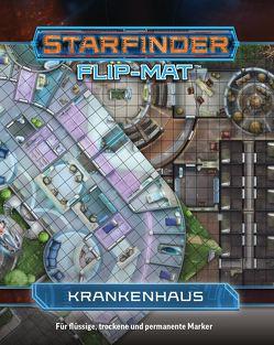 Starfinder Flip-Mat: Krankenhaus von Bulmahn,  Jason