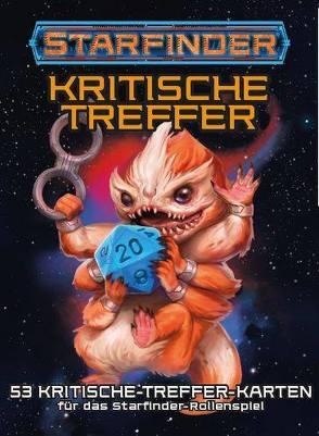 Starfinder Kartenset: Kritische Treffer von K.C. Stephens,  Owen