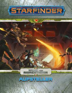 Starfinder Wider den Aionenthron Aufstellersammlung von Bulmahn,  Jason