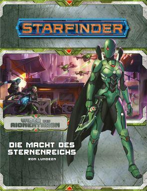 Starfinder Wider den Aionenthron HC von K.C. Stephens,  Owen, Liddell,  Lyz, Lundeen,  Ron, Pasini,  Joe, Patrick Brennan,  with