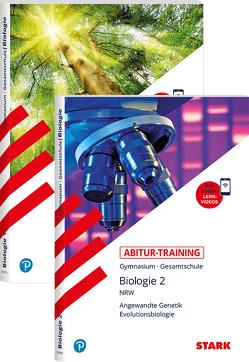 STARK Abitur-Training – Biologie Band 1 + 2 – NRW von Bils,  Dr. Werner, Brixius,  Rolf