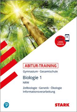 STARK Abitur-Training – Biologie Band 1 – NRW von Bils,  Dr. Werner, Brixius,  Rolf