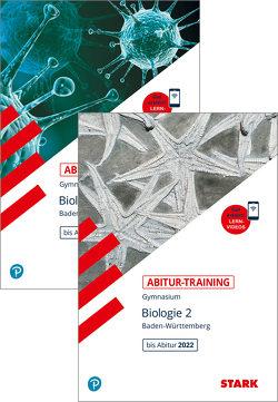 STARK Abitur-Training – Biologie Band 1+2 – BaWü von Bils,  Dr. Werner