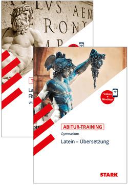 STARK Abitur-Training Latein – Grammatik + Übersetzung von Krichbaumer,  Maria, Metzger,  Gerhard