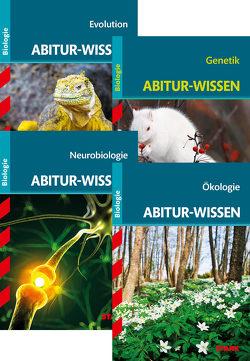 STARK Abitur-Wissen Biologie Bände 1-4 von Kappel,  Dr. Thomas, Kollmann,  Dr. Albert, Kunze,  Dr. Henning, Müller,  Dr. Ole