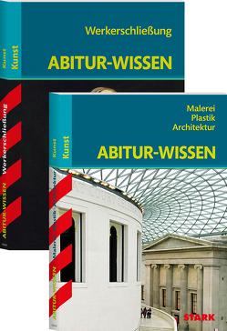 STARK Abitur-Wissen – Kunst Band 1 + 2 von Pfeuffer,  Barbara