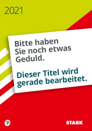 STARK Abiturprüfung Berlin 2021 – Mathematik GK