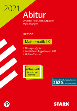 STARK Abiturprüfung Hessen 2021- Mathematik LK