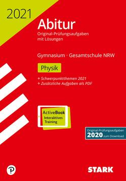 STARK Abiturprüfung NRW 2021 – Physik GK/LK