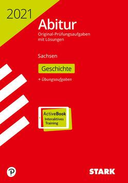 STARK Abiturprüfung Sachsen 2021 – Geschichte GK/LK