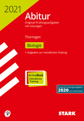 STARK Abiturprüfung Thüringen 2021 – Biologie