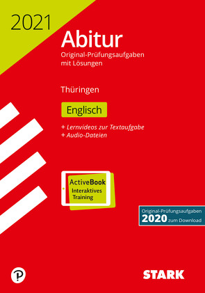 STARK Abiturprüfung Thüringen 2021 – Englisch