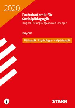 STARK Abschlussprüfung Fachakademie 2020 – Pädagogik, Psychologie, Heilpädagogik – Bayern