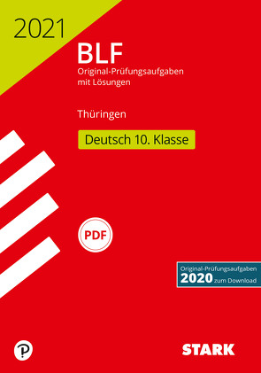 STARK BLF 2021 – Deutsch 10. Klasse – Thüringen
