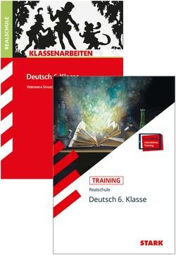 STARK Deutsch 6. Klasse Realschule – Klassenarbeiten + Training von Kammer,  Marion von der, Schachner,  Veronika
