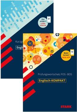 STARK Englisch-KOMPAKT – Prüfungswortschatz + Kurzgrammatik von Jacob,  Rainer