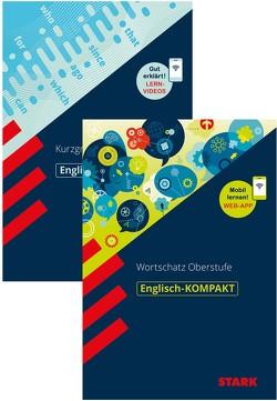 STARK Englisch-Kompakt – Wortschatz Oberstufe + Kurzgrammatik von Jacob,  Rainer