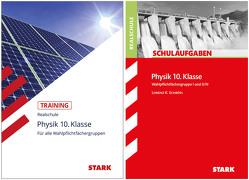 STARK Physik Realschule 10. Klasse – Training + Schulaufgaben von Baumgartner,  Stephan, Schröfl,  Lorenz
