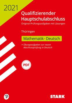 STARK Qualifizierender Hauptschulabschluss 2021 – Mathematik, Deutsch – Thüringen