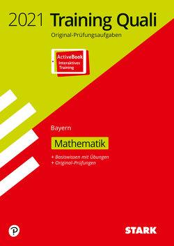 STARK Training Abschlussprüfung Quali Mittelschule 2021 – Mathematik 9. Klasse – Bayern