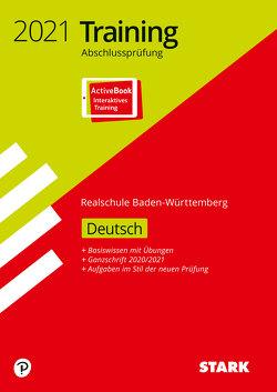 STARK Training Abschlussprüfung Realschule 2021 – Deutsch – BaWü