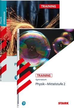STARK Training Gymnasium – Physik Mittelstufe Band 1 + 2 von Borges,  Florian