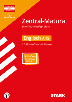 STARK Zentral-Matura 2020 – Englisch – AHS