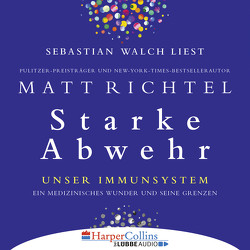 Starke Abwehr von Richtel,  Matt, Walch,  Sebastian