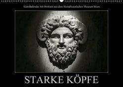Starke Köpfe (Wandkalender 2018 DIN A2 quer) von Bartek,  Alexander