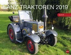 Starke Lanz Traktoren – Kalender 2019 von Heye