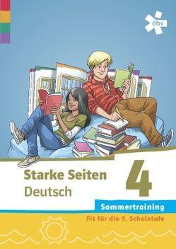 Starke Seiten Sommertraining 4 von Bickel,  Thomas, Strömer,  Irene
