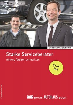 Starke Serviceberater von Hensch,  Georg