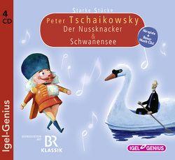 Starke Stücke. Peter Tschaikowsky: Der Nussknacker & Schwanensee von Melles,  Sunnyi, Schreiber,  Sylvia, Vanhoefer,  Markus, Wachtveitl,  Udo