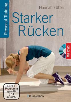 Starker Rücken + DVD von Fühler,  Hannah