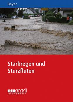 Starkregen und Sturzfluten von Beyer,  Ralf