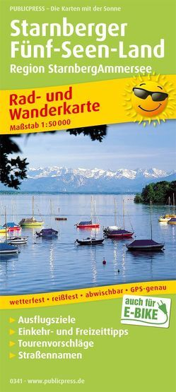 Starnberger Fünf-Seen-Land, Region StarnbergAmmersee